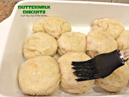 Buttermilk Biscuits | Can't Stay Out of the Kitchen | great #homemade #biscuits for #breakfast -- especially to serve with #sausage and gravy!