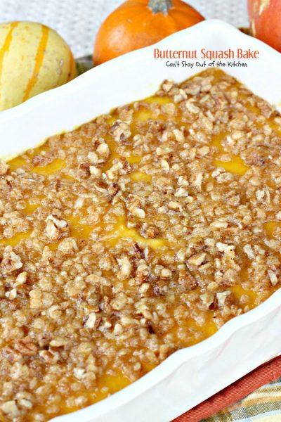 Butternut Squash Bake - IMG_5462