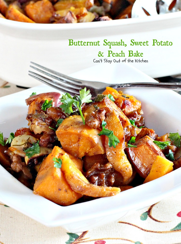 How To Roast Butternut Squash And Sweet Potato