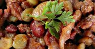 Calico Baked Beans | Can't Stay Out of the Kitchen