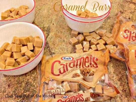 Caramel Bars - IMG_2072