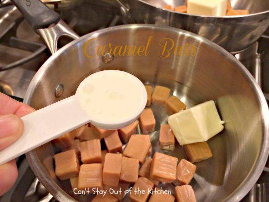 Caramel Bars - IMG_2076