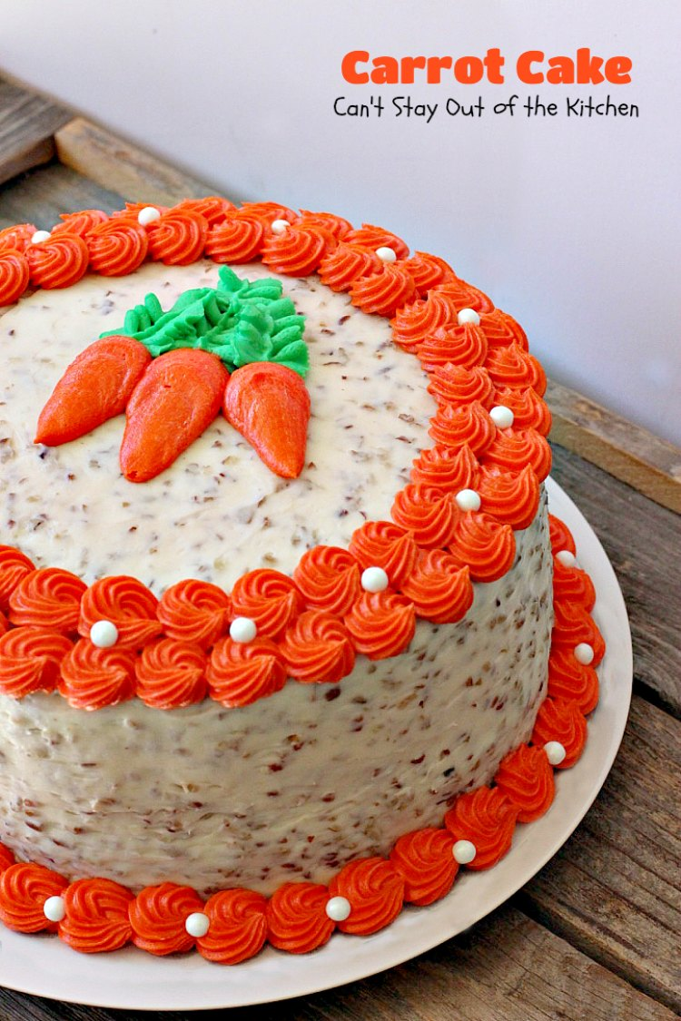 Great Carrot Cake