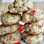 Cheery Cherry Cookies | Can't Stay Out of the Kitchen