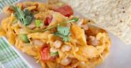Cheesy Bean Dip - IMG_8304