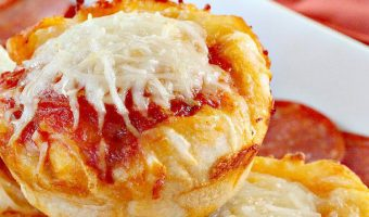 Cheesy Pizza Treats