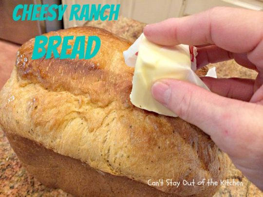 Cheesy Ranch Bread - IMG_0421.jpg