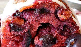 Cherry Delight Cake
