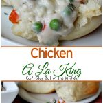 Chicken A La King | Can't Stay out of the Kitchen