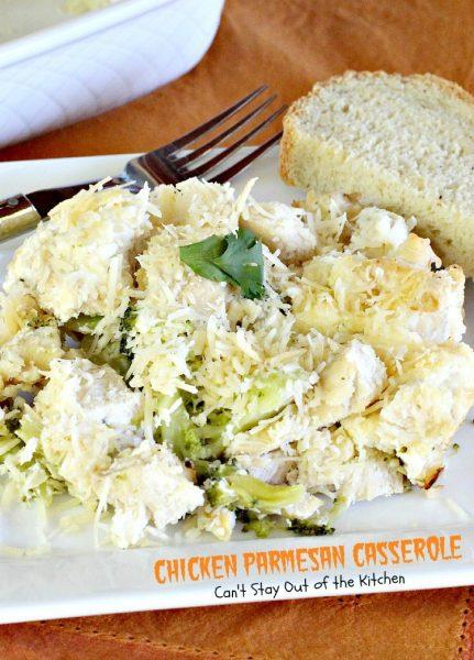 Chicken Parmesan Casserole - IMG_3289