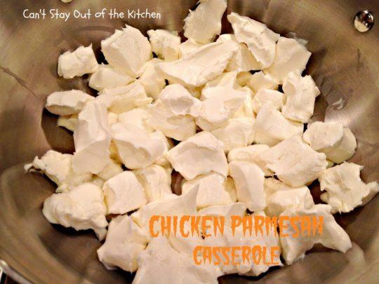 Chicken Parmesan Casserole - IMG_7997