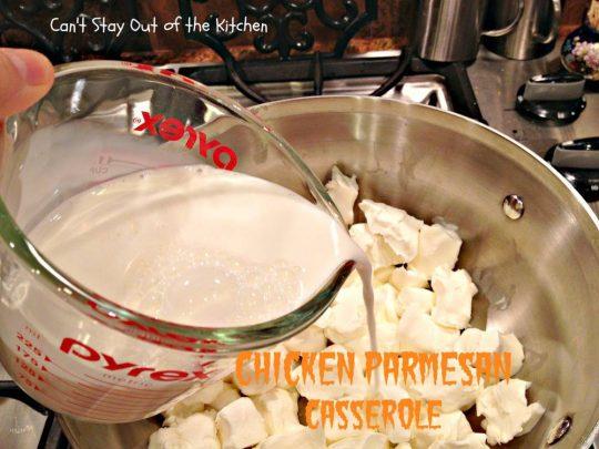 Chicken Parmesan Casserole - IMG_7998