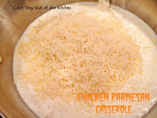 Chicken Parmesan Casserole - IMG_7999