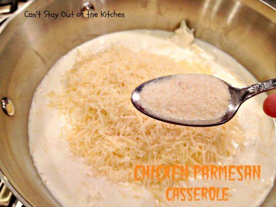Chicken Parmesan Casserole - IMG_8001