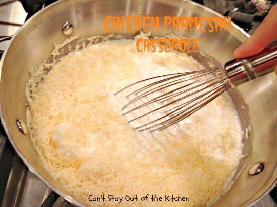 Chicken Parmesan Casserole - IMG_8002