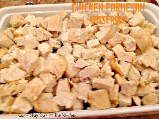 Chicken Parmesan Casserole - IMG_8015
