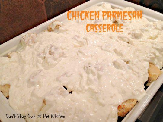 Chicken Parmesan Casserole - IMG_8016