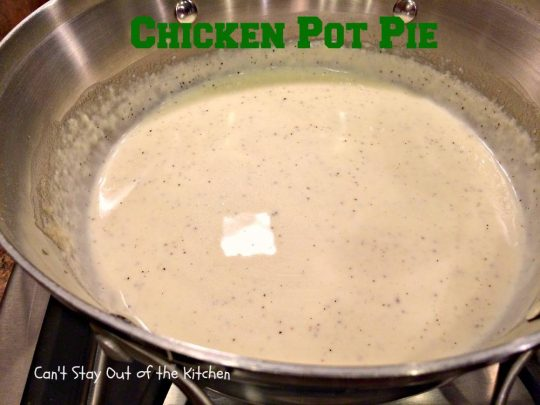 Chicken Pot Pie - IMG_9066