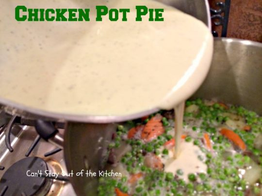 Chicken Pot Pie - IMG_9067