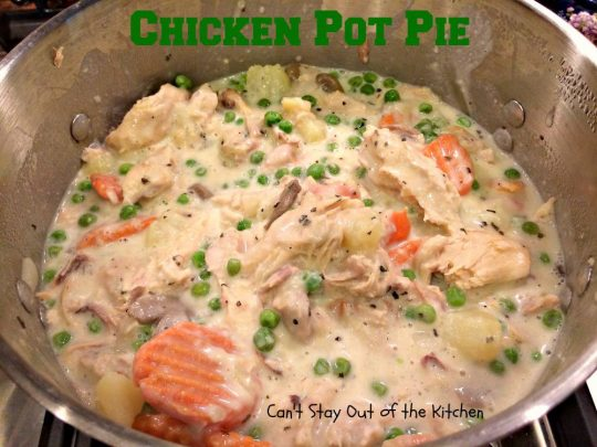 Chicken Pot Pie - IMG_9070