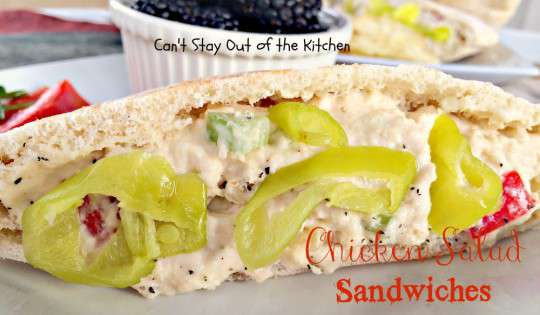 Chicken Salad Sandwiches - IMG_3613