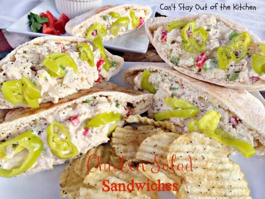 Chicken Salad Sandwiches - IMG_3640