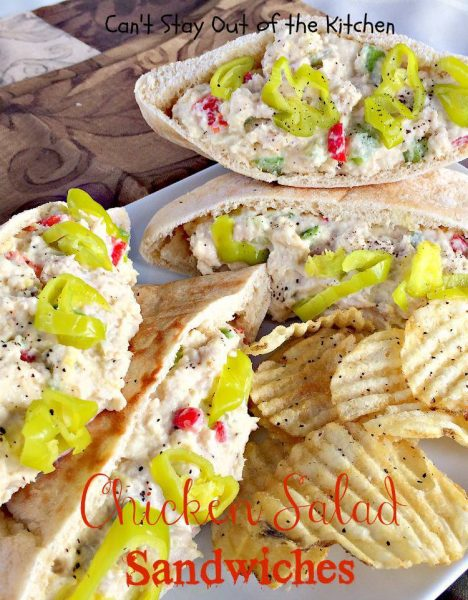Chicken Salad Sandwiches - IMG_3651