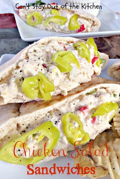 Chicken Salad Sandwiches - IMG_3665