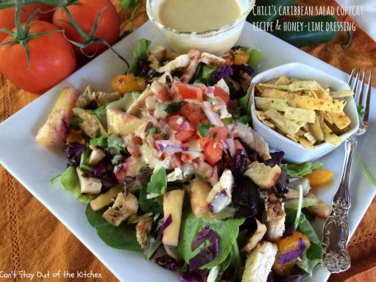 Chii's Caribbean Salad - IMG_0309