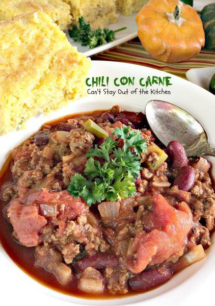 Chili Con Carne - IMG_1107