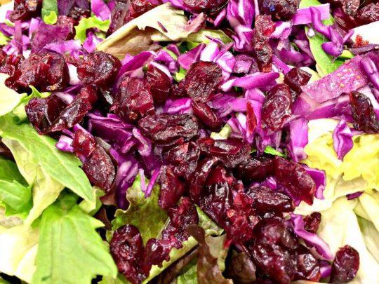 Chili's Caribbean Salad - IMG_0183