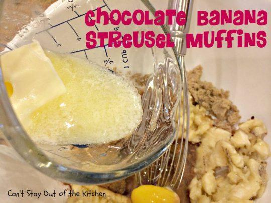 Chocolate Banana Streusel Muffins - IMG_4732.jpg