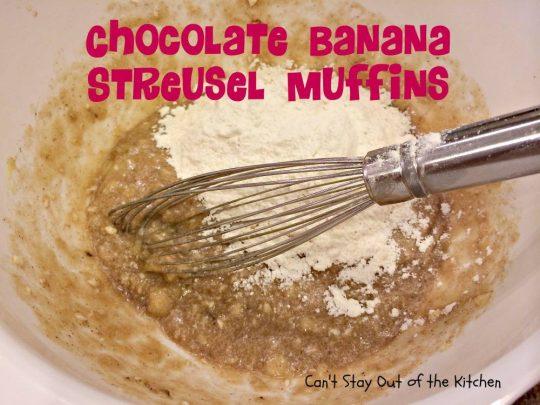 Chocolate Banana Streusel Muffins - IMG_4733.jpg
