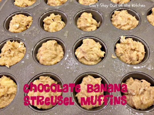 Chocolate Banana Streusel Muffins - IMG_4735.jpg