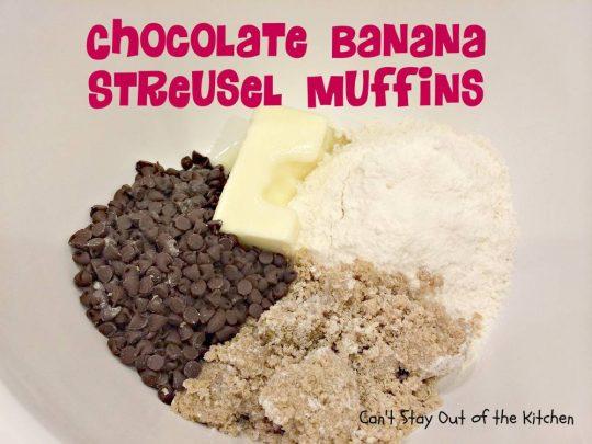 Chocolate Banana Streusel Muffins - IMG_4736.jpg