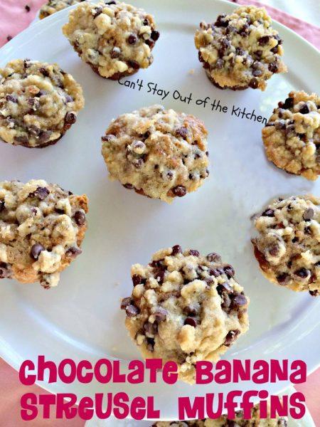 Chocolate Banana Streusel Muffins - IMG_4791.jpg