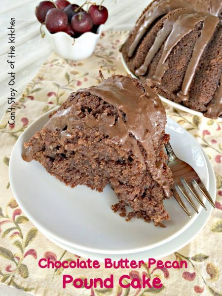 Butter Pecan Cake Recipe With Icing In The Batter