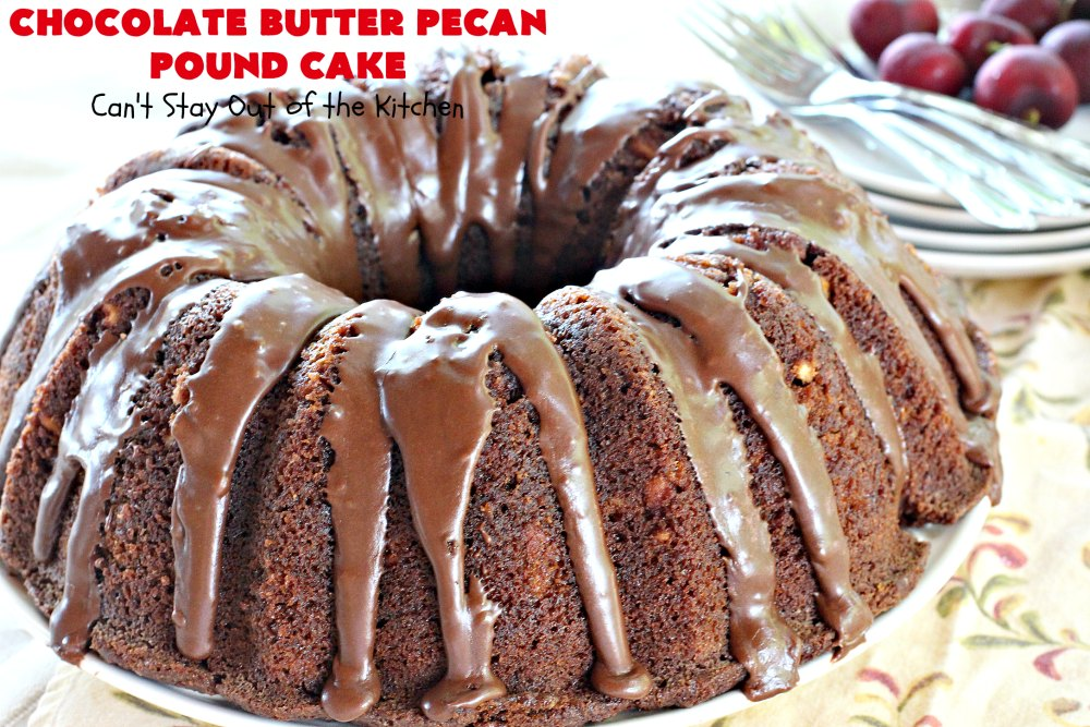 Baptist Pound Cake