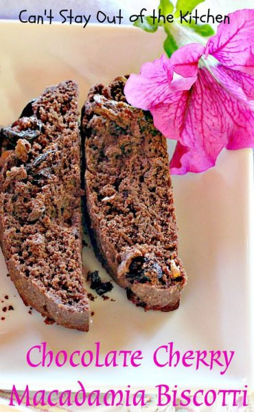 Chocolate Cherry Macadamia Biscotti - IMG_4680.jpg