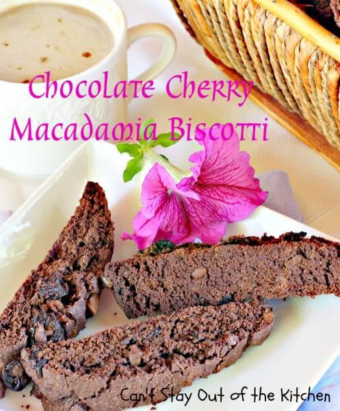 Chocolate Cherry Macadamia Biscotti - IMG_4697.jpg