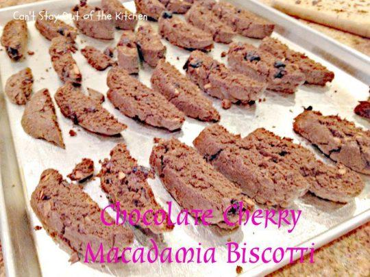 Chocolate Cherry Macadamia Biscotti - IMG_8037.jpg
