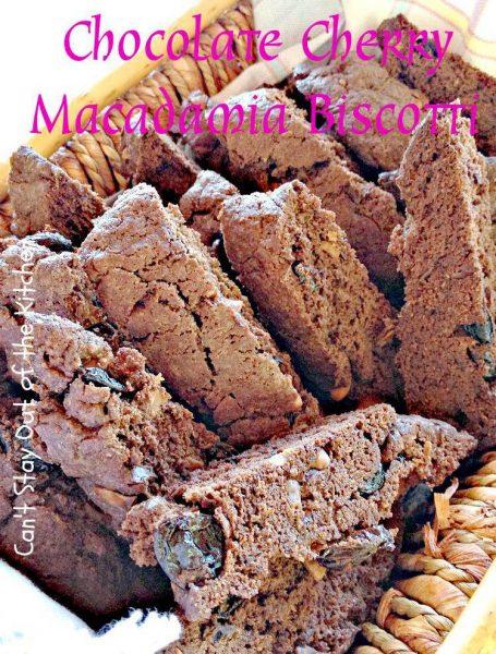 Chocolate Cherry Macadamia Biscotti - IMG_8052.jpg