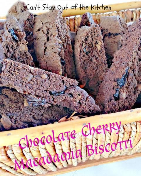 Chocolate Cherry Macadamia Biscotti - IMG_8055.jpg