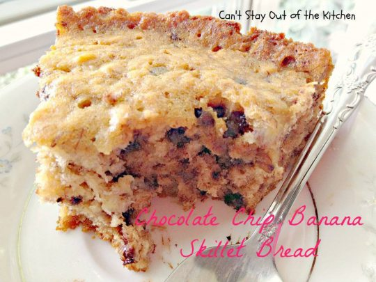 Chocolate Chip Banana Skillet Bread - IMG_8972.jpg