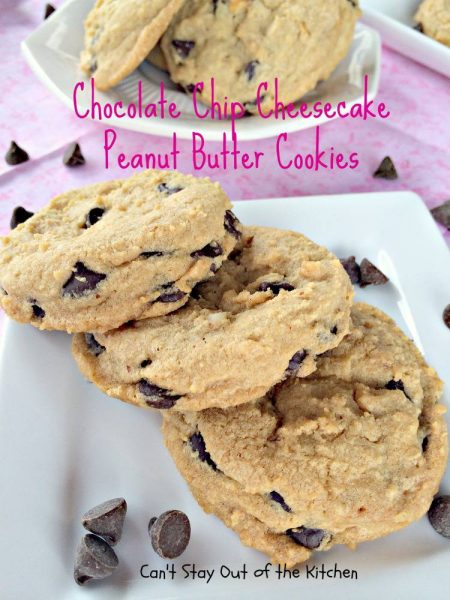 Chocolate Chip Cheesecake Peanut Butter Cookies - IMG_8153.jpg