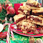 Chocolate Layer Bars - Recipe Pix 19 161