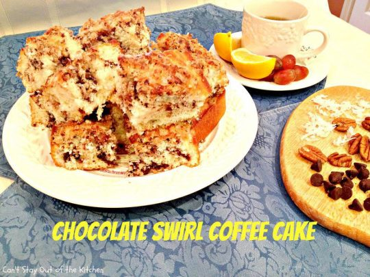 Chocolate Swirl Coffee Cake - Recipe Pix 21 024