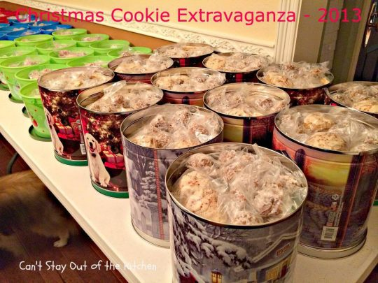 Christmas Cookie Extravaganza - 2013 - IMG_2851
