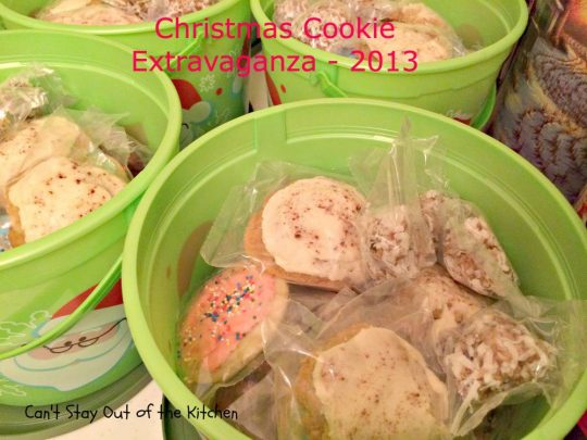 Christmas Cookie Extravaganza - 2013 - IMG_2853
