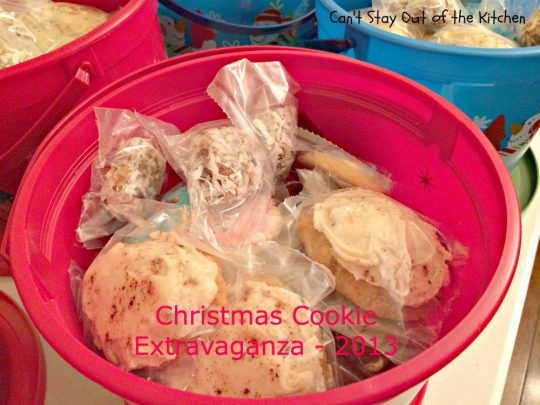 Christmas Cookie Extravaganza - 2013 - IMG_2854